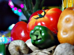 Vegetable objects (hoshinosuna bega) Tags: vegetable objects