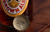 Newcastle Brown Ale. 3 (EOS) (Mega-Magpie) Tags: canon eos 60d drink beer cold bottle cap funny newcastle brown ale food nobollocks indoor indoorwinterblues