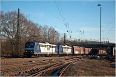 DSC_0115 (Berliner_77) Tags: trainspotting mainzbischofsheim eisenbahn railway güterverkehr baureihe 151 152 084 rbh dbschenkerrail db cargo