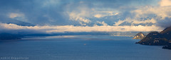 Lago Maggiore (beppeverge) Tags: beppeverge lagomaggiore lake landscape paesaggio sunset tramonto water
