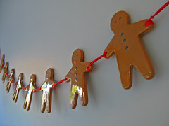 Ginger bread men  362/366 (Ians366) Tags: christmas christmasdecoration gingerbreadmen 366
