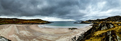 Clashnessie Beach (MacLeanPhotographic) Tags: highlands landscape scotland travel fujifilm xt2 highlandsofscotland beach panoramic clashnessie lee09ndgrad 1655mmf28