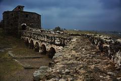 Castle of Rumeli Lighthouse II (aralavci) Tags: kale castle fener denizfeneri lighthouse sea deniz rumelifeneri garipçe istanbul türkiye sarıyer turkey clouds bulut