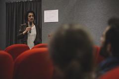 Ross Lipman 022 (Cinemazero) Tags: pordenone cinemazero rosslipman film notfilm busterkeaton samuelbeckett documentario