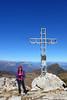 in cima al Doss d'Abramo (Tabboz) Tags: montagna escursione trekking sentiero cima vetta panorama valle autunno ferrata mugo pino anello sole
