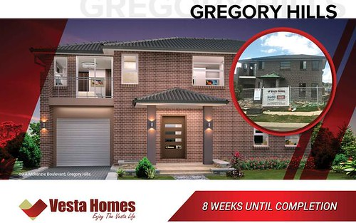 83b Mckenzie Blvd, Gregory Hills NSW 2557