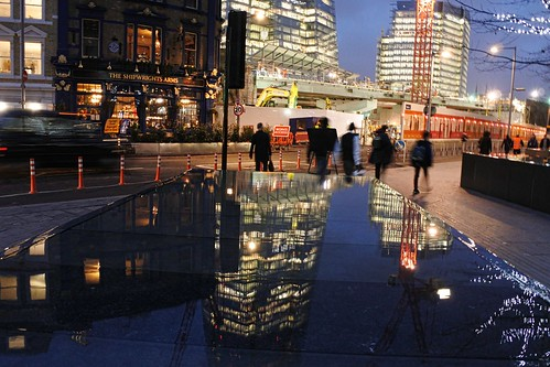London reflections..