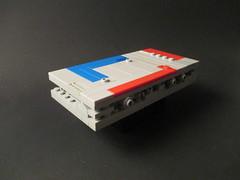 Flander's Field Class Destoryer (Eddelwize) Tags: microspacetopia lego