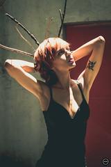 HTN - MI (182) (Monick Miranda Ibrahim) Tags: model ruiva beauty lights modern art actress beautiful magra perfect mkhtnproject photography design moda arte