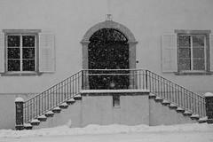 Schneefall Feldkirch (hilarius.at) Tags: schneefall türe feldkirch vorarlberg österreich