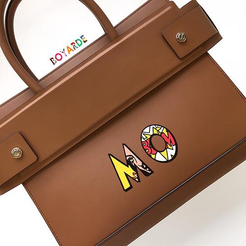 alphabet prine mo givenchy brown bag copy