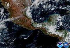 GOES-16 ABI Yucatan