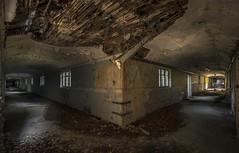 Asylum Corridors (Camera_Shy.) Tags: insane asylum mental hospital old decayed disused abandoned urban exploration ue corridor colchester severalls derelict urbex decay uk abandonment decaying nikon d810