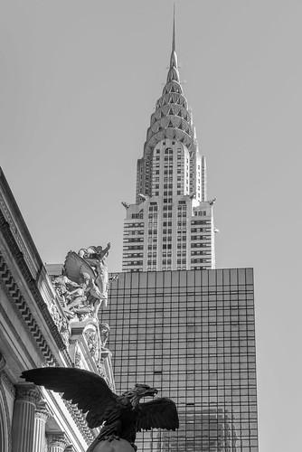 Grand Central, Chrysler Building