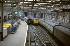RS0605 40xxx EDINBURGH WAVERLEY FRI 22.06.1979 (davruss001) Tags: edinburgh waverley 40xxx