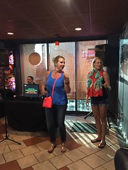 "Karaoke at Sunset Downtown June 7, 2015 • <a style=""font-size:0.8em;"" href=""http://www.flickr.com/photos/131449174@N04/18973420421/"" target=""_blank"">View on Flickr</a>"