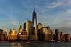 Manhattan in the sunset (david_shute) Tags: city summer usa newyork june flickr capecod awards 2015 flickraward5