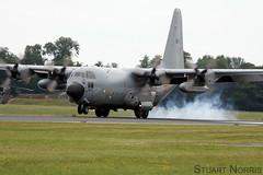Belgian Air Force C-130H Hercules (stu norris) Tags: aviation airshow belgian airforce hercules fairford riat ch11 c130h