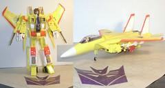 SunStorm Masterpiece (Combatantbeast) Tags: transformer sunstorm masterpiece decepticon