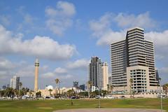 Mid Summer (Keith Mac Uidhir  (Thanks for 3.5m views)) Tags: city israel telaviv tel aviv jaffa  israeli yafo isral   izrael  israil        srael