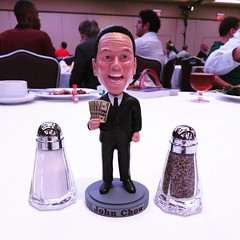 John Chow with Salt & Pepper at #ase15