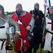 Crusaders at the city gate