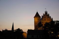 f2283382_edit (meowbasiacat) Tags: city castle architecture europe dusk poland oldcity easterneurope olsztyn staremiasto
