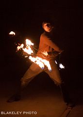 Spinurn 12/14/16 (Chris Blakeley) Tags: spinurn seattle gasworkspark flowarts flow fire fans firefans