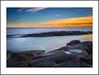 Hammarö (andreassofus) Tags: landscape grandlandscape nature sunset water seascape horizon sky longexposure rocks evening winter wintertime december bluesky hammarö fiskvik räggårdsviken värmland sweden outdoor