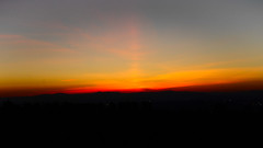 Sunset Garrigues (Phil_Heck) Tags: ciel sunset paysage sky nuage