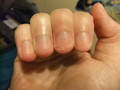 DSCF6286 (ongle86) Tags: sucer ronger ongles doigts mains thumb sucking nails biting fingers licking hand fetish