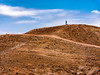 Alone. (ozzios) Tags: mountains bedouin israel silhouette photomania vadykelt nature inspiredbylove