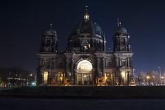 BERLIN (Pavliv Anna) Tags: berlin germany city travel explore view symmetry architecture art nature night lights berlinerdom church