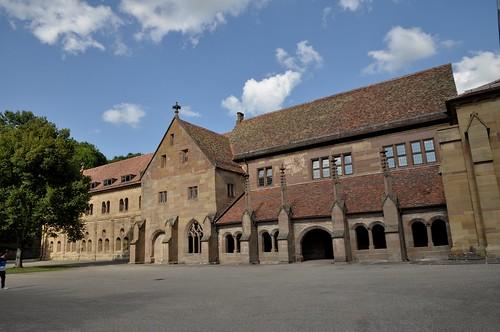 Maulbronn (Alemania). Monasterio