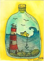 самошкина-карманное-море (llididir) Tags: sea море lighthouse маяк water водоем