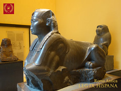 ESFINGE AMASIS II (LEG IX HISPANA) Tags: egipto roma rome museo nacional nazionale romano antica ancient antigua egypt leg legion novena ix hispana capitolino esfinge faraon amasis
