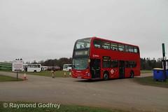 GN61 JRV Alexander Dennis Enviro400 - Arriva London 6460 (Faversham 2009) Tags: detling maidstone kent bus buses gn61jrv alexander dennis enviro400 enviro 400 arriva arrivalondon 6460 londonbuses