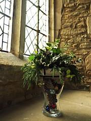 The last of Christmas (badger_beard) Tags: st saint peter paul alconbury cambridgeshire cambs church anglican huntingdonshire