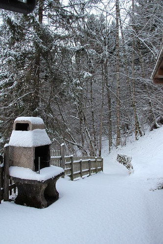 Snow - finally !