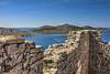 Panoramic view from top of Turet fort (Kornati Excursions) Tags: kornatiexcursions kornati npkornati izletinakornate mikado zadar wwwmikadotourscom tours national park boattrip boat water summer turet fort