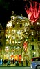 What A Gaudi House Dec 31, 2015, 3-07 PM_edit (krossbow) Tags: trafalgarinsider antonigaudí barcelona catalonia españa spain spanishwonders trafalgar