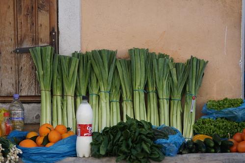 Mixed veg in Shkodra