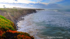 The drive from Santa Cruz to San Francisco on Highway 1 (Rex Montalban Photography) Tags: rexmontalbanphotography highway1 california drivingfromsantacruztosanfrancisco hdr pescaderostatebeach