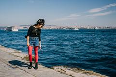 istanbul. (LuanCampos) Tags: trip travel viaje travelling turkey asia europe euro places istanbul backpacking viagem brazilian eurotrip istambul turquia