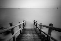 One Step Beyond (Robgreen13) Tags: ocean uk longexposure steps coastal essex shoeburyness stopper southendonsea nd110