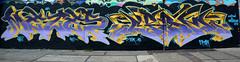 graffiti in amsterdam (wojofoto) Tags: amsterdam graffiti streetart wojofoto wolfgangjosten ndsm 2015 aerosol nederland netherland holland