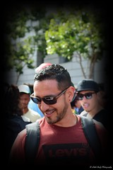 SF Pride - 2015 - Juan for one! (Little Italy Photography) Tags: sanfrancisco california costumes shirtless white black hot men boys face mexico grove market cityhall muscle chest rear ripped marriage peanuts glbt pride front tattoos butts lgbt latin bayarea kansas guns backs wrestlers ido civiccenter gotmilk larkin equality polk equal mcallister singlet crotches paintedfaces bulges lovewins goldengatestreet squrtgun nikond7100 gaypride2015 nikon35mmf18gafsdxnikkorlens sfpride2015 pride2015