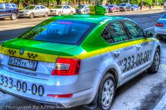 Russian Taxi (Kev Walker ¦ 8 Million Views..Thank You) Tags: stpetersburg russia hdr 2015 kevinwalker