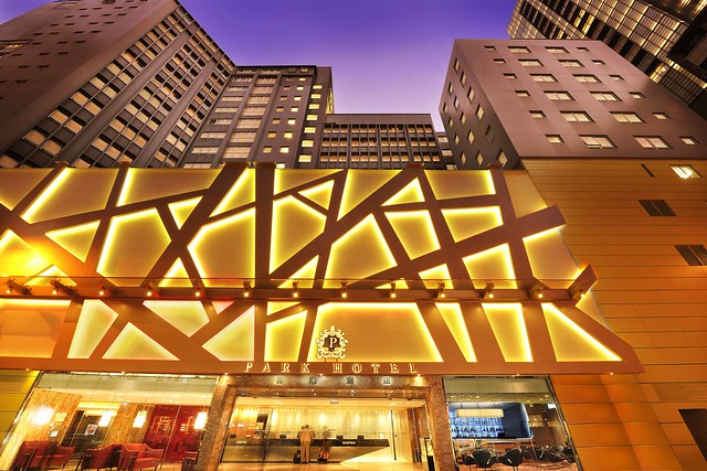 パーク ホテル 香港