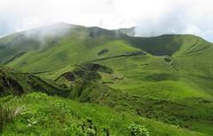 Prelude to the soft volcanic landscapes of the Azores, soon to follow more! (Elisa1880) Tags: landscape do jorge pico sao volcanic azores landschap vulkanisch azoren esperanca